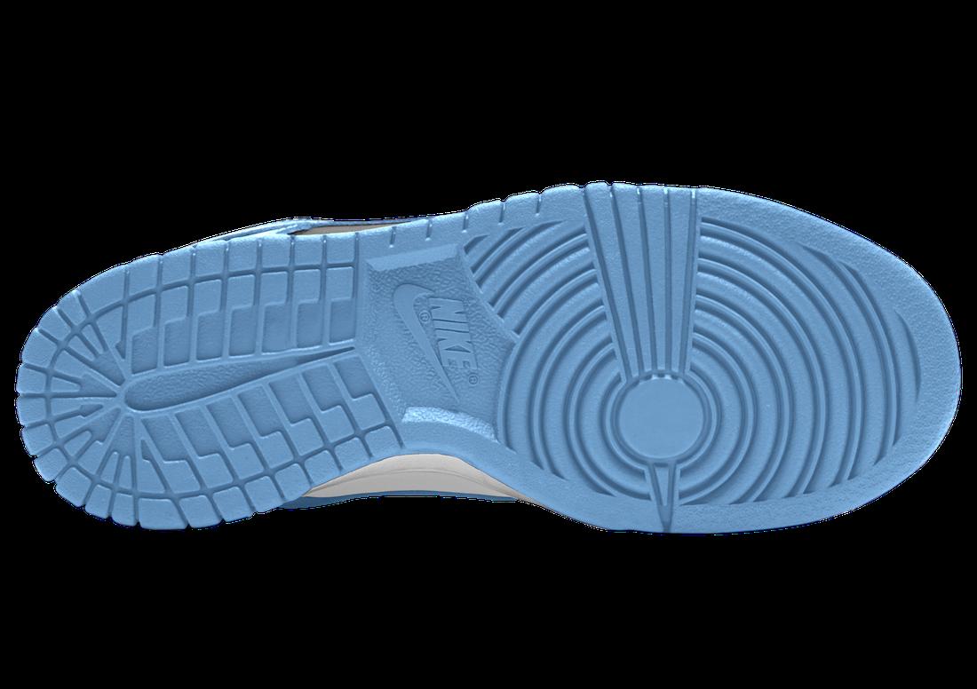 Nike Dunk Low University Blue DD1391-102 Release Date Info