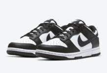 Nike Dunk Low White Black DD1391-100 Release Info Price