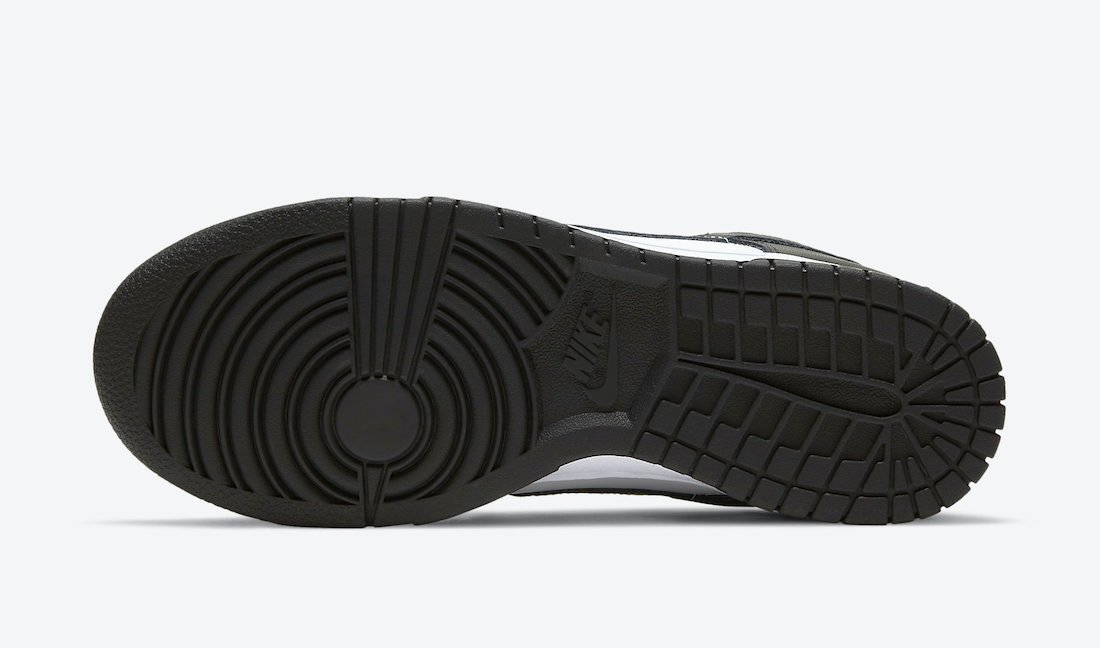 Nike Dunk Low White Black DD1391-100 Release Info Price
