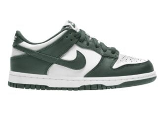 Nike Dunk Low White Green CW1590-102
