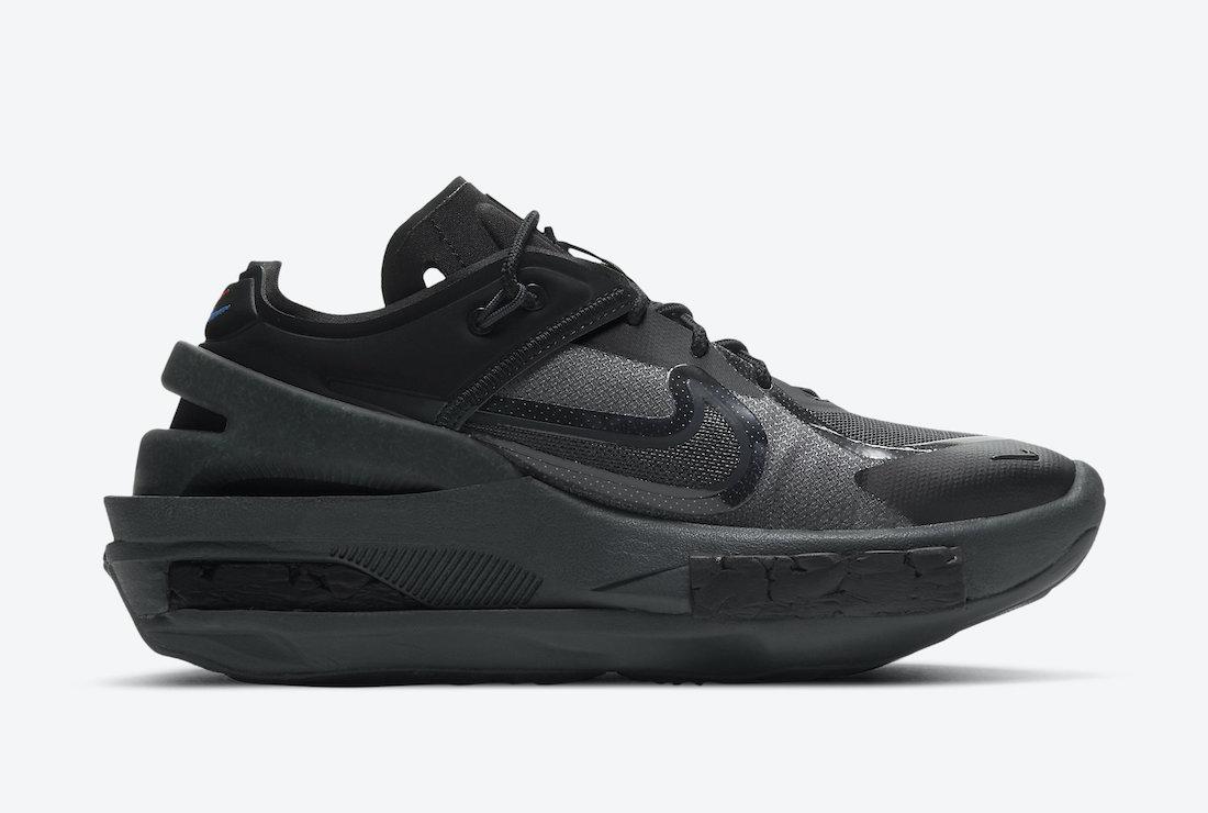 Nike Fontanka Edge Black CU1450-001 Release Date Info