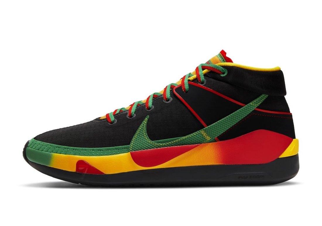 Nike KD 13 Rasta Release Date Info