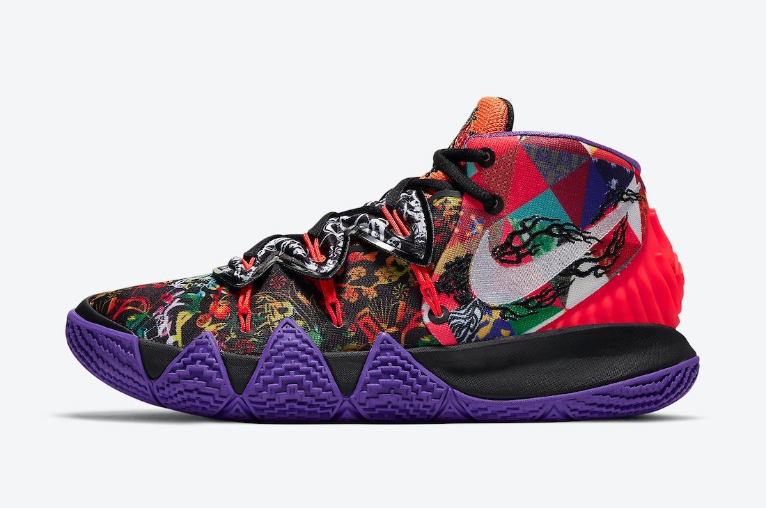 Nike Kybrid S2 Chinese New Year DD1469-600 Release Date Info