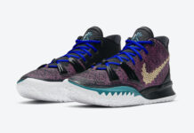Nike Kyrie 7 Chinese New Year CQ9327-006 Release Date Info