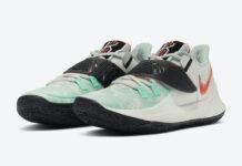 Nike Kyrie 3 Jade Black Sail CJ1286-101 Release Date