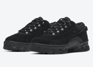 Nike Lahar Low Black DB9953-001 Release Date Info
