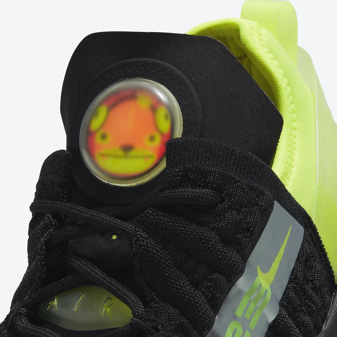 Nike LeBron 18 GS CW2760-009 Release Date Info