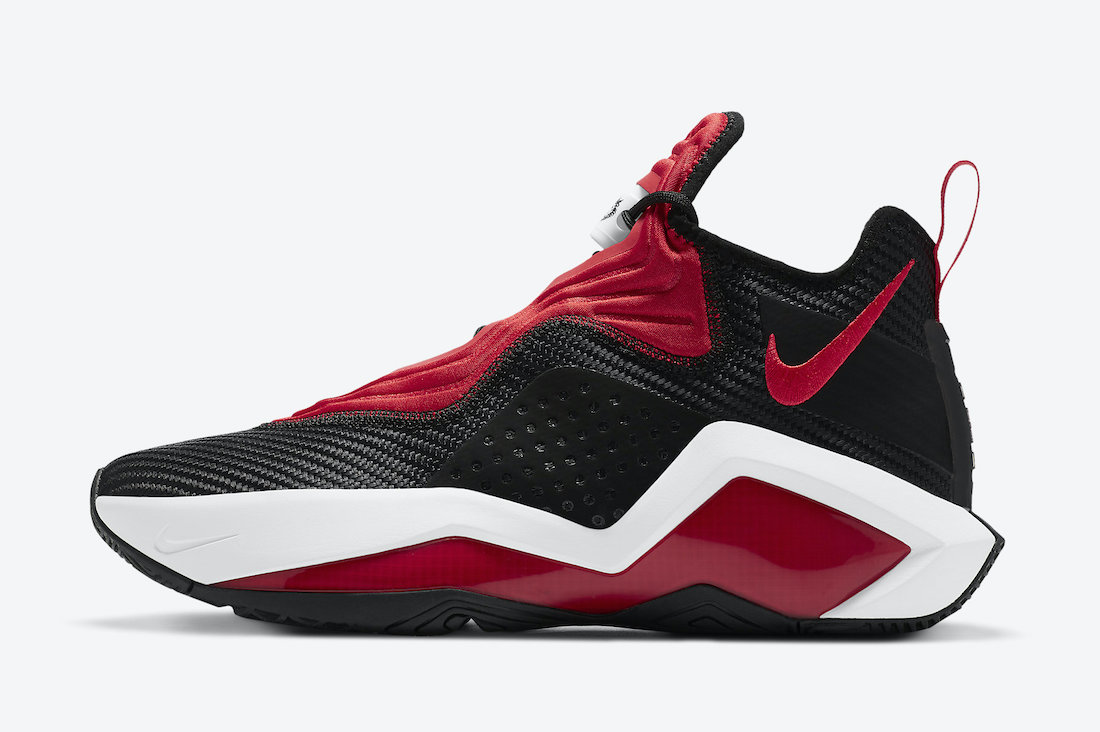 Nike LeBron Soldier 14 Bred CK6047-005 Release Date Info