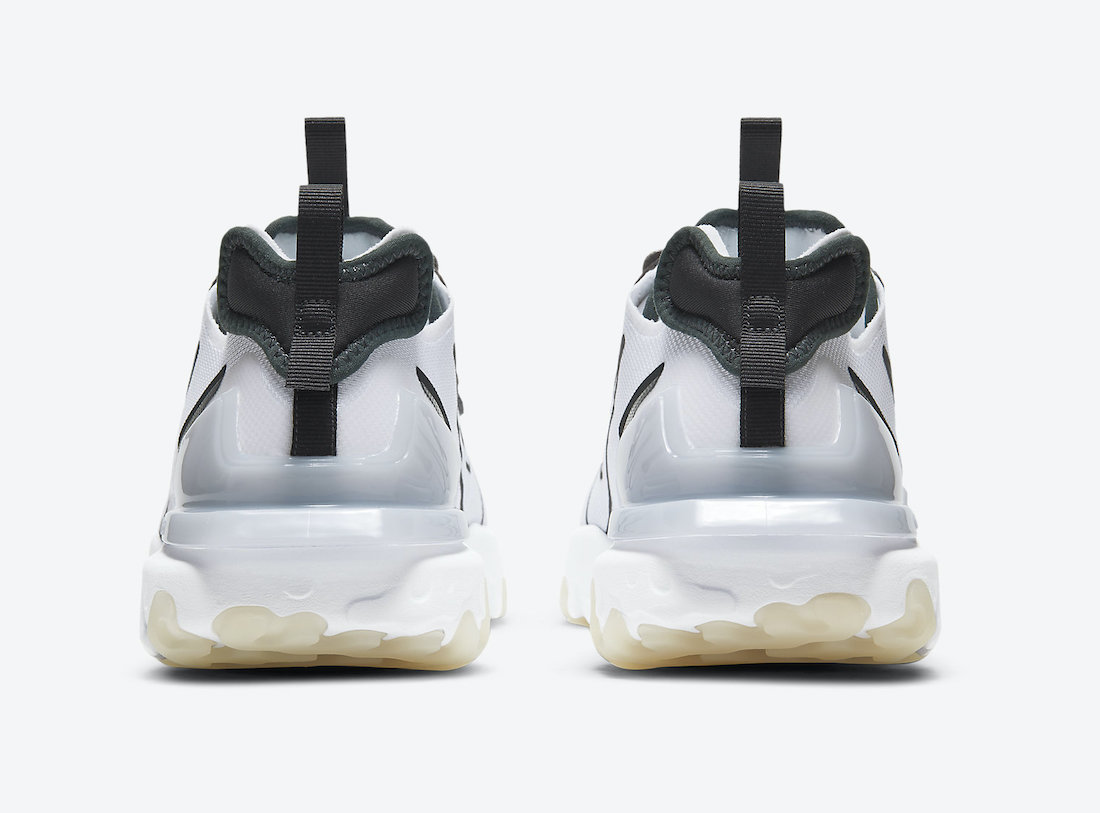 Nike React Vision 3M White Anthracite CT3343-100 Release Date Info