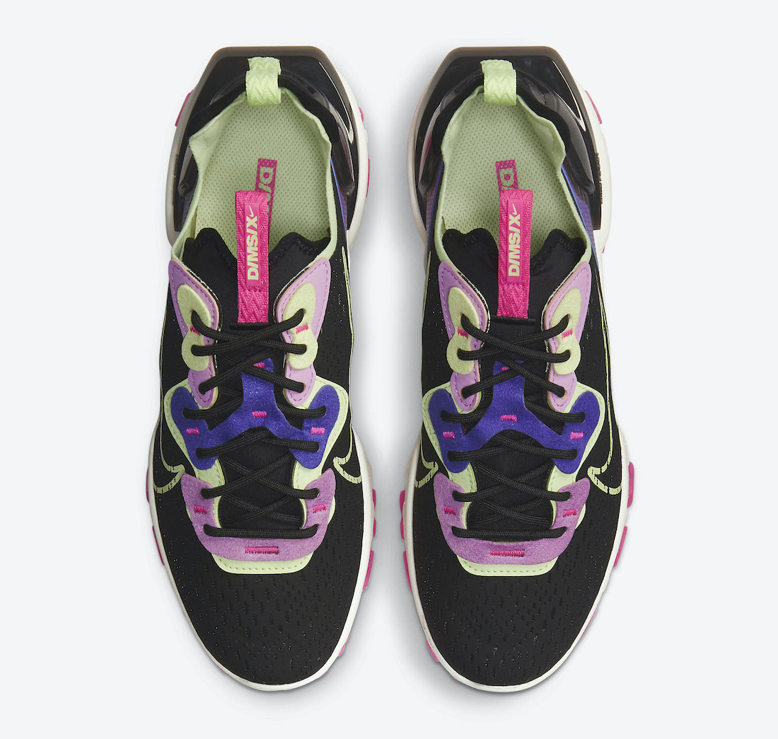 Nike React Vision WMNS Beyond Pink CI7523-005 Release Date Info