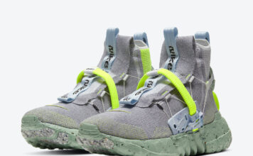 Nike Space Hippie 03 Healing Jade CQ3989-004 Release Date Info