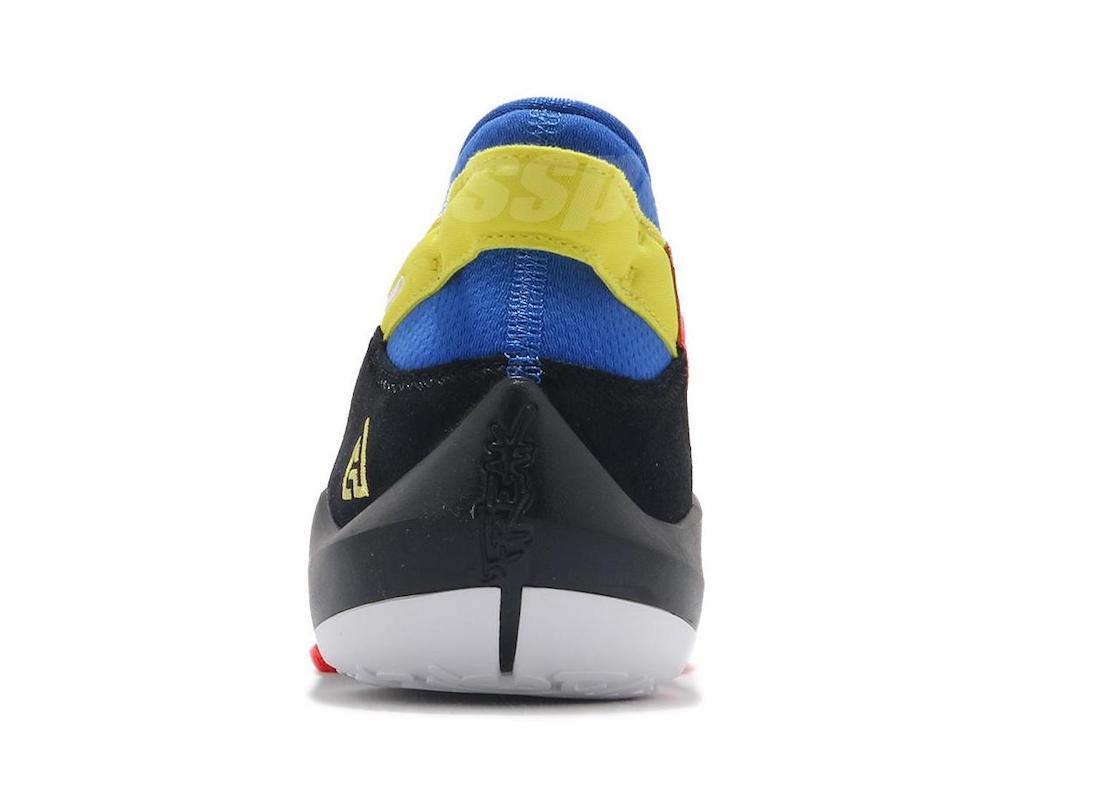 Nike Zoom Freak 2 GS Bright Crimson CN8574-606 Release Date Info