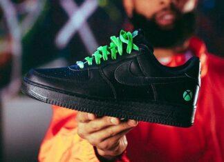OBJ Xbox Nike Air Force 1 Power Your Dreams