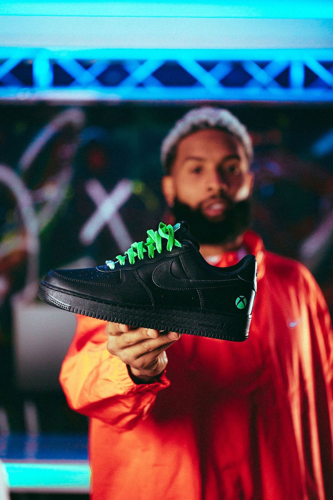 OBJ Xbox Nike Air Force 1 Power Your Dreams Release Date Info