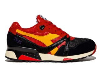 Packer Shoes Raekwon Diadora N.9000 Cuban Linx Release Date Info