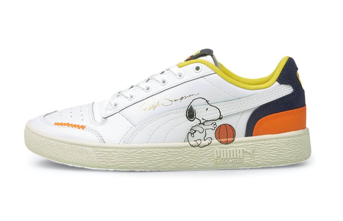 Peanuts Puma Ralph Sampson 375516-01 Release Date Info