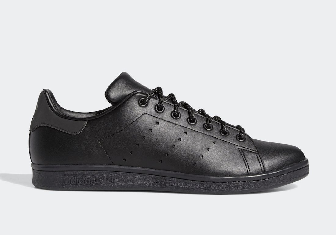Pharrell adidas Stan Smith Black GY4980 Release Date Info