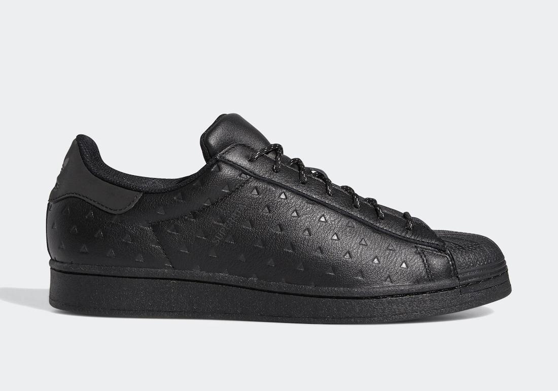 Pharrell adidas Superstar Black GY4981 Release Date Info