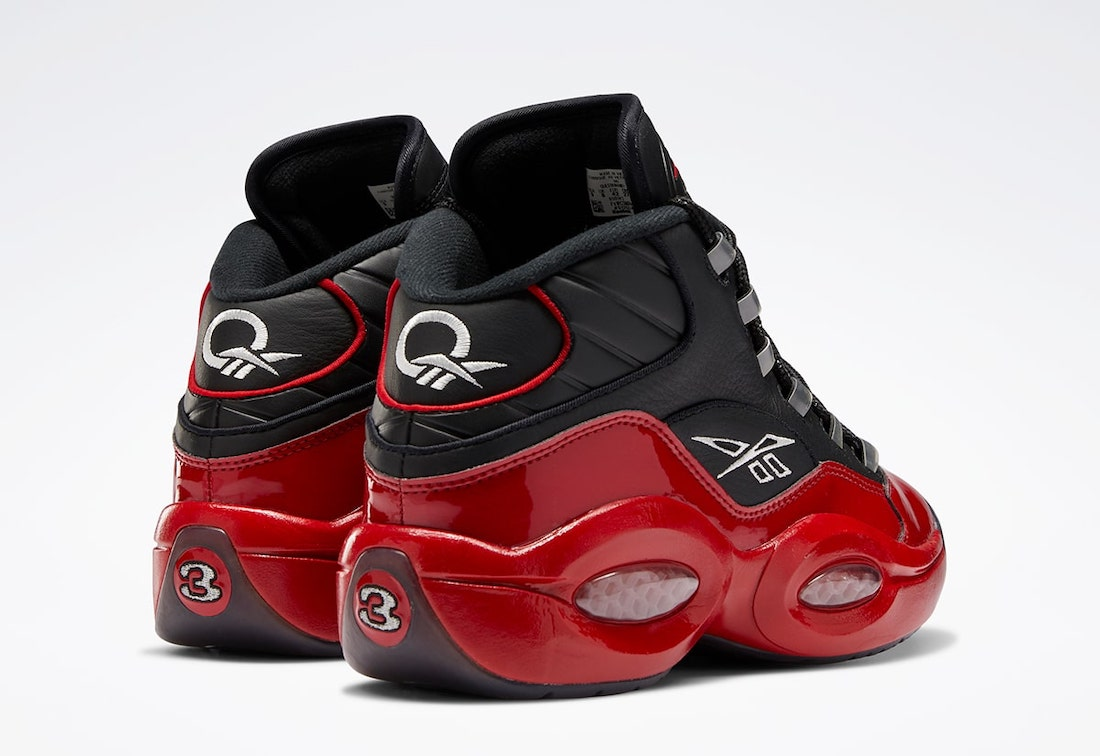 Reebok Question Mid 76ers Red Patent G57551 Release Date Info