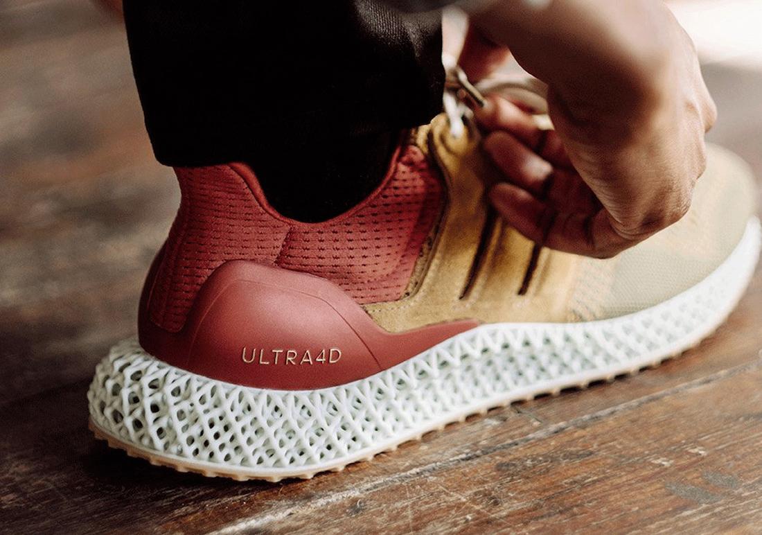 Social Status adidas Ultra 4D Release Date Info