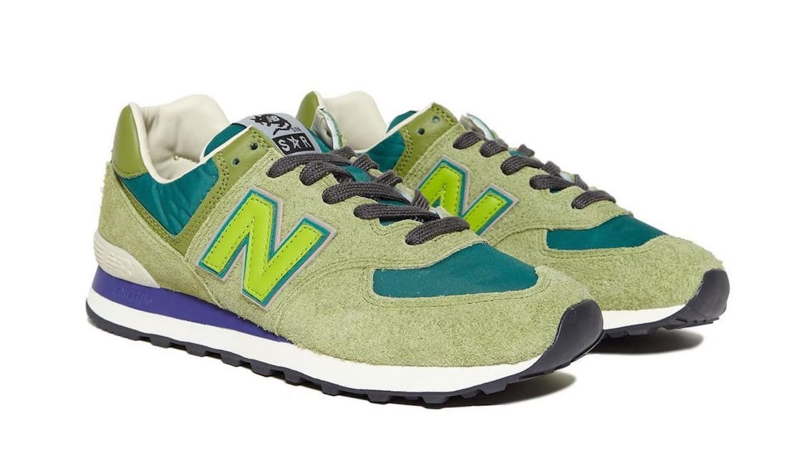 Stray Rats New Balance 574 Release Date Info