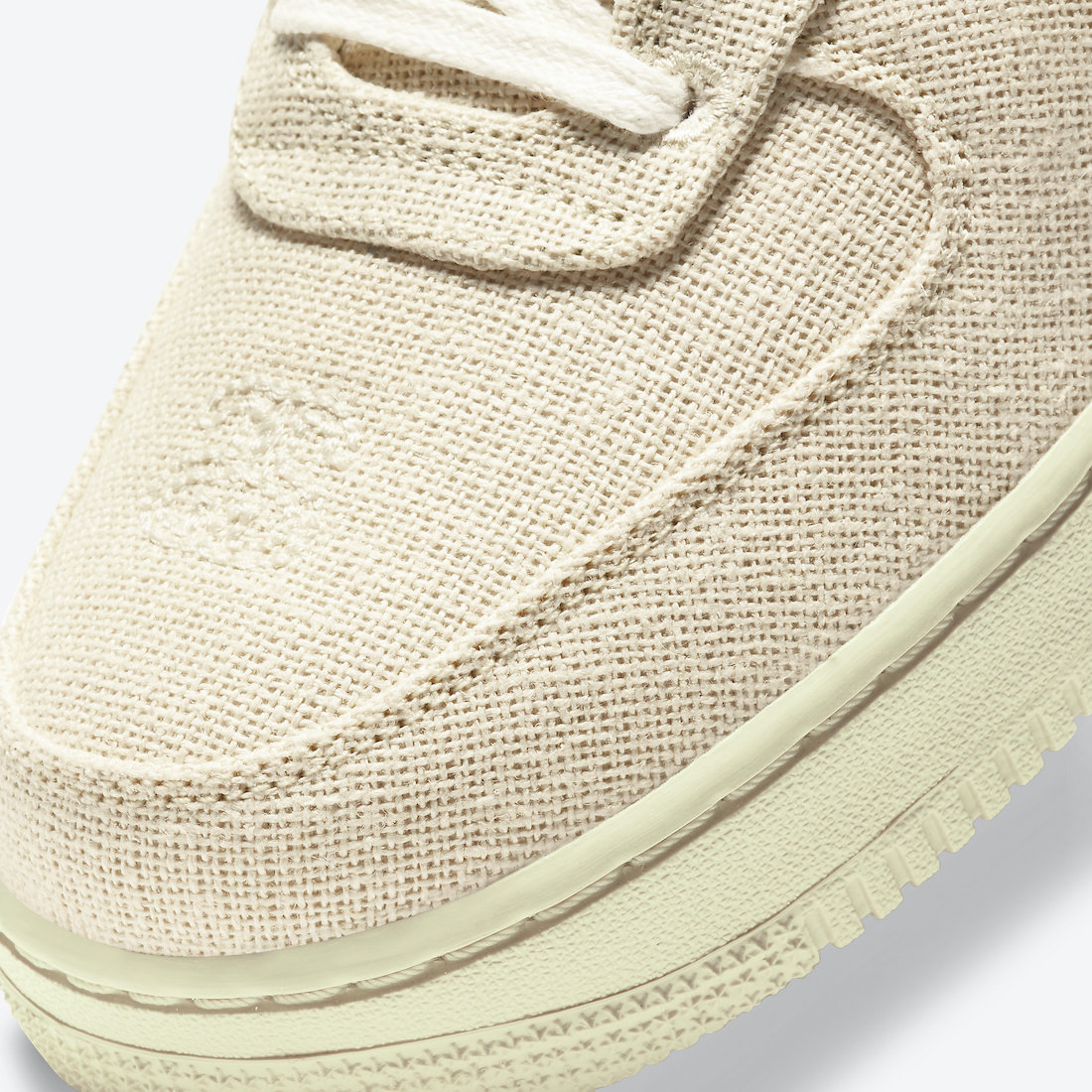 Stussy Nike Air Force 1 Fossil CZ9084-200 Release Price