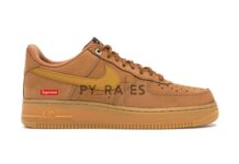 Supreme Nike Air Force 1 Low Flax Release Date Info