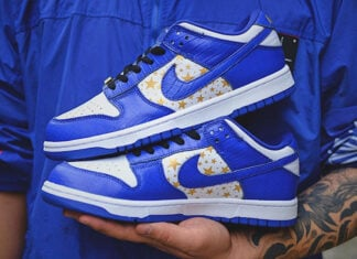 Supreme Nike SB Dunk Low Hyper Blue DH3228-102 Release