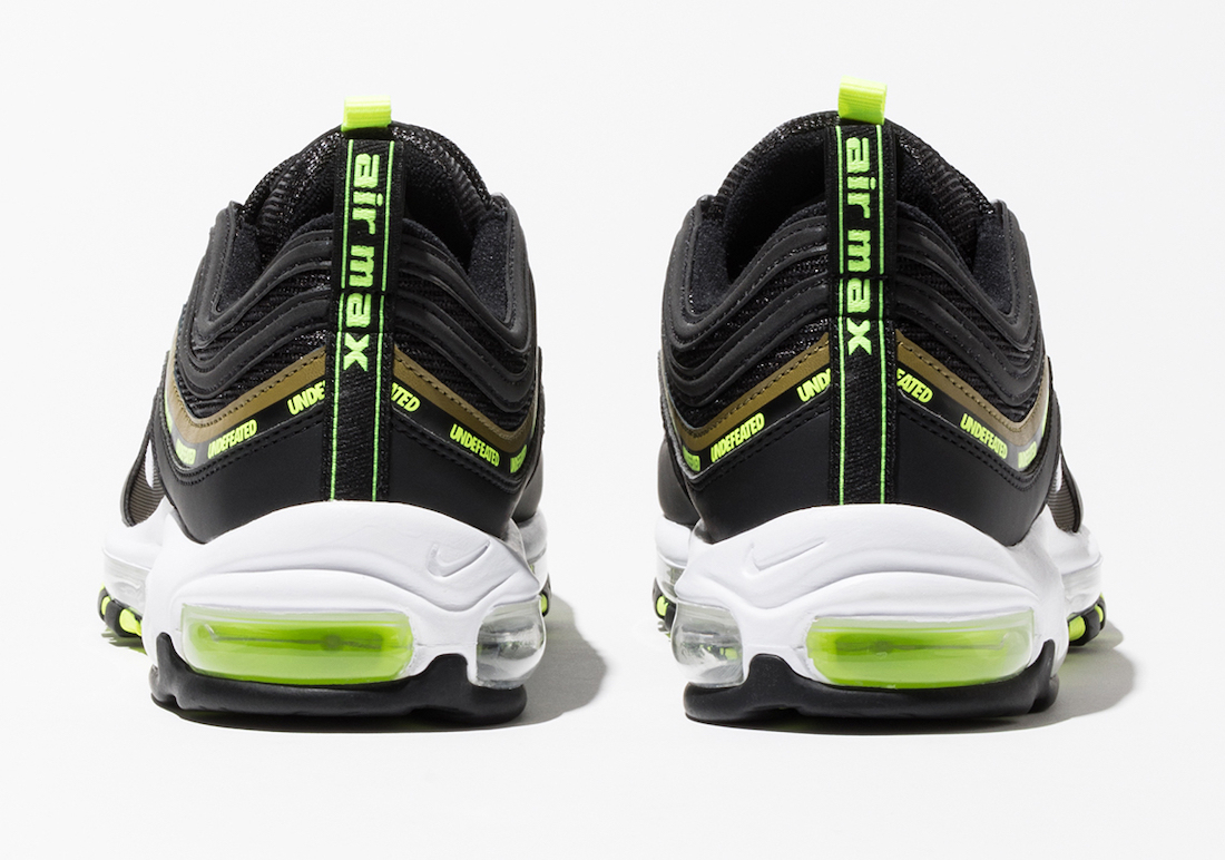 Undefeated Nike Air Max 97 2020 Release Date