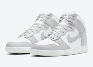 Vast Grey Nike Dunk High DD1399-100 Release Info Price