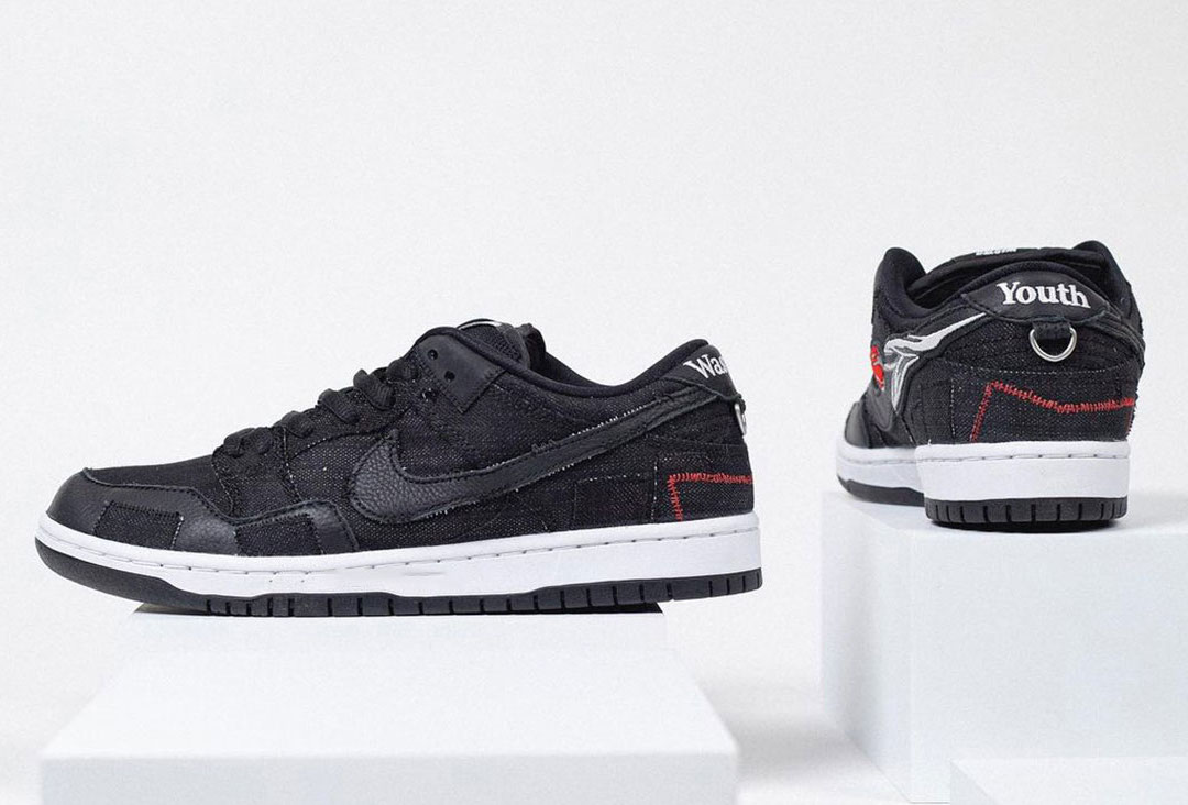 Wasted Youth Nike SB Dunk Low DD8386-001 Release Date Info