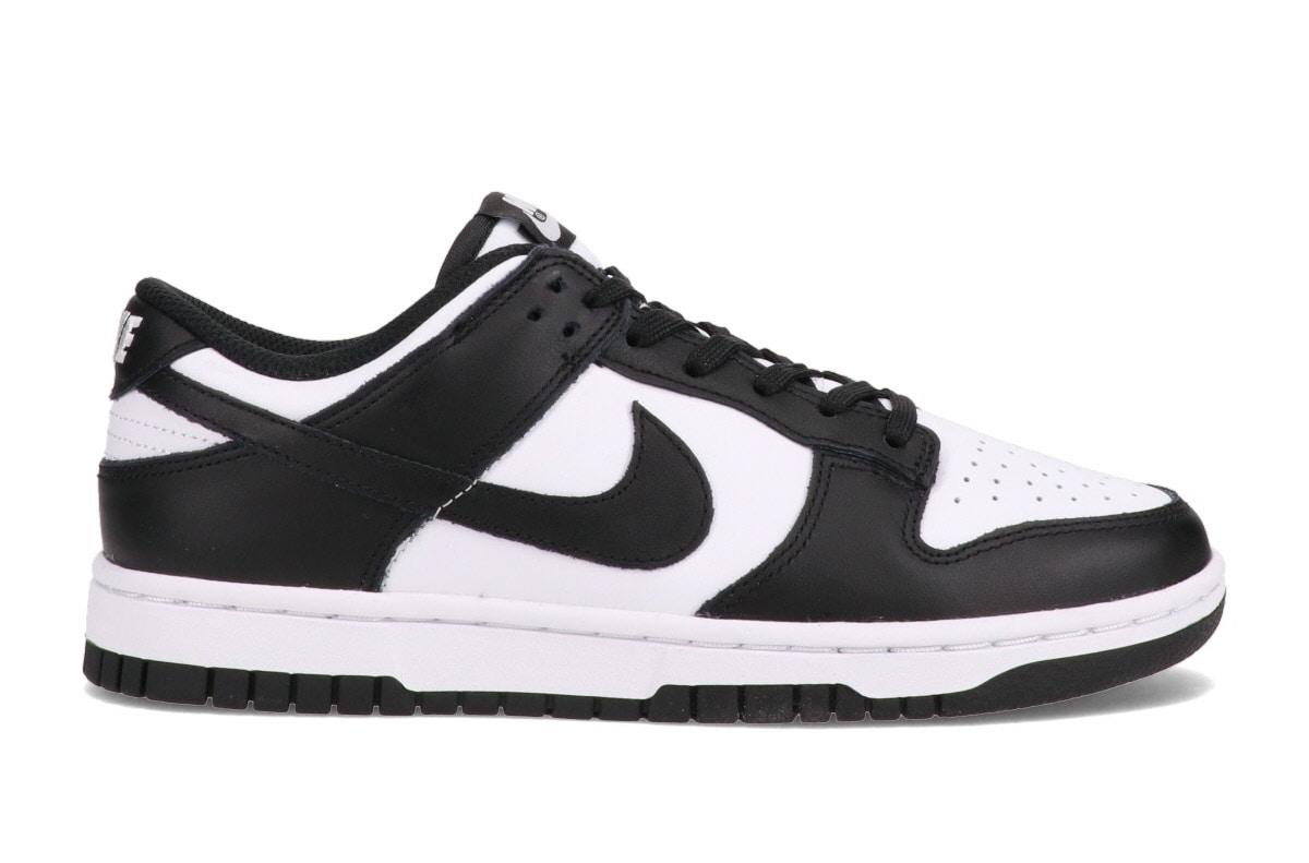 White Black Nike Dunk Low DD1391-100 Release Date