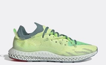 adidas 4D Fusio Frozen Yellow FY3603 Release Date Info