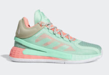 adidas D Rose 11 Boardwalk FZ1274 Release Date
