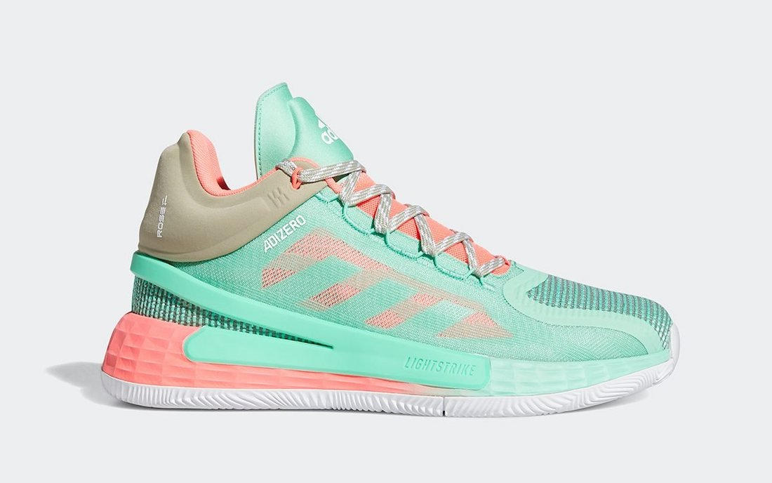 adidas D Rose 11 Boardwalk FZ1274