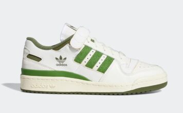 adidas Forum 84 Low Crew Green FY8683