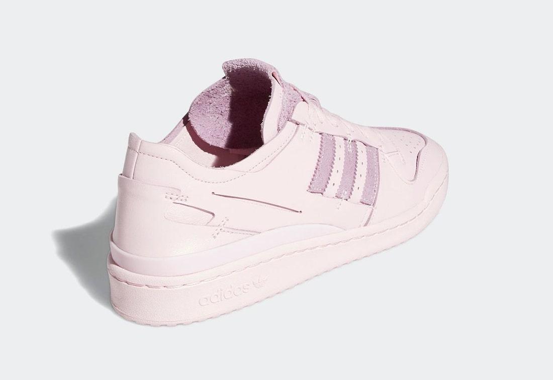 adidas Forum 84 Low Minimalist Pink FY8277 Release Date Info