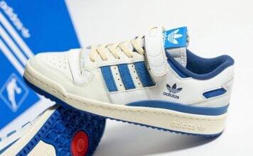 adidas Forum 84 Low OG Bright Blue S23764