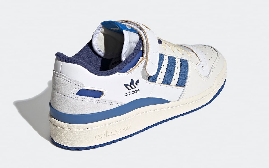 adidas Forum 84 Low OG Bright Blue S23764 Release Date Info