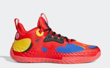 adidas Harden Vol 5 McDonalds All-American FZ1292 Release Date Info