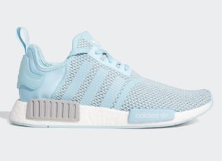 adidas NMD R1 Hazy Sky H01918 Release Date Info