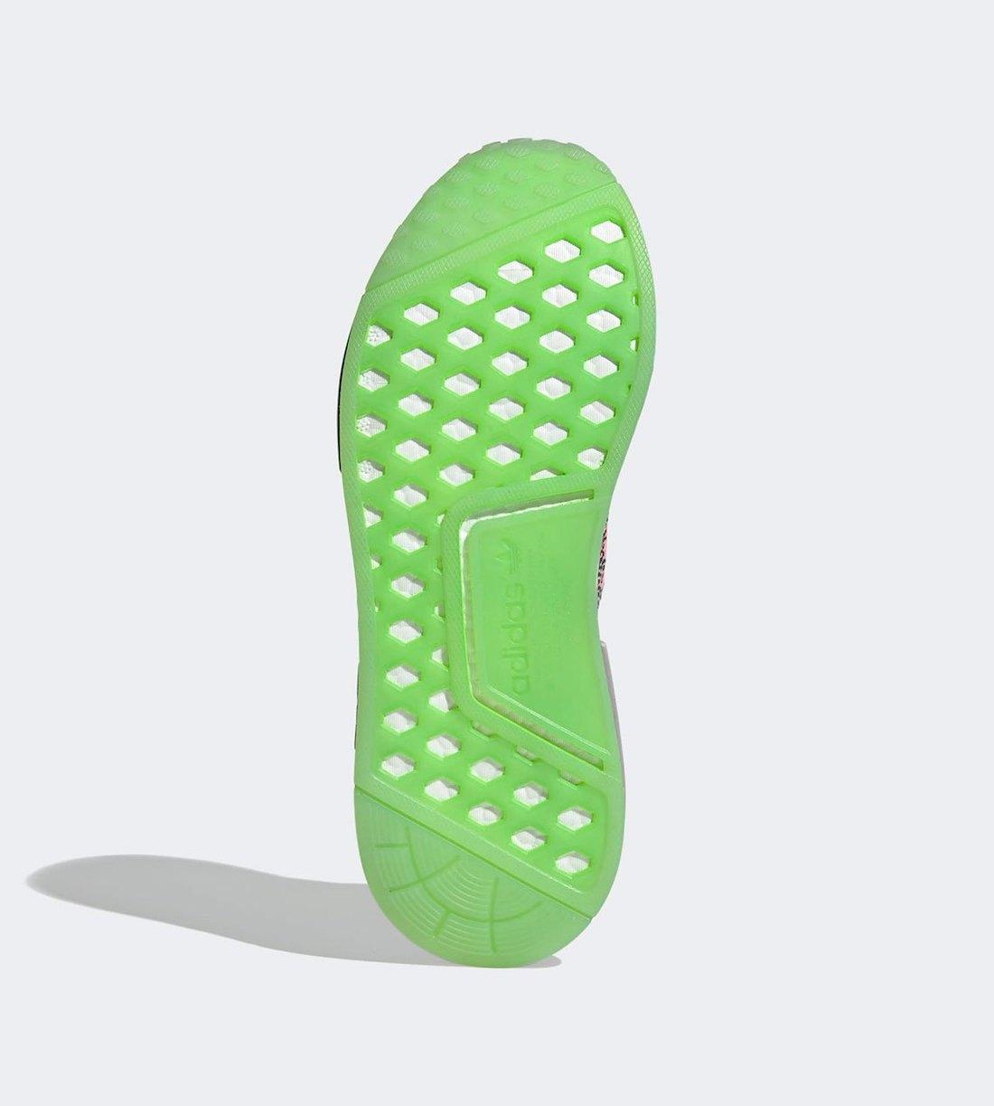 adidas NMD R1 Primeknit Hyper Pop G57939 Release Date Info