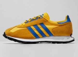 adidas Racing 1 Bold Gold FY3668 Release Date Info