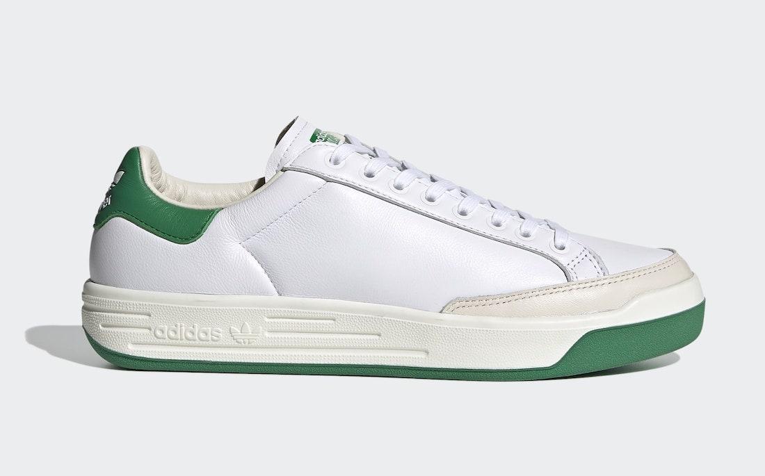 adidas Rod Laver White Green FX5605 Release Date Info