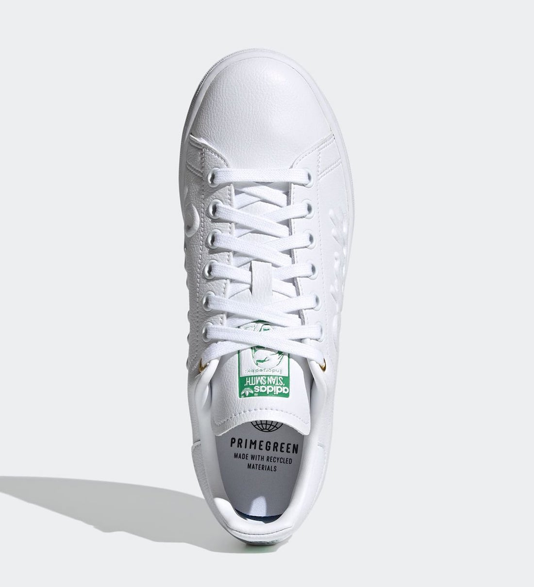 adidas Stan Smith Debossed FY5464 Release Date Info