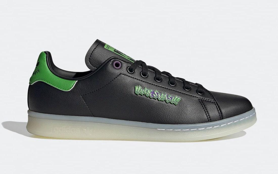 adidas Stan Smith Primegreen Hulk FZ2708 Release Date Info