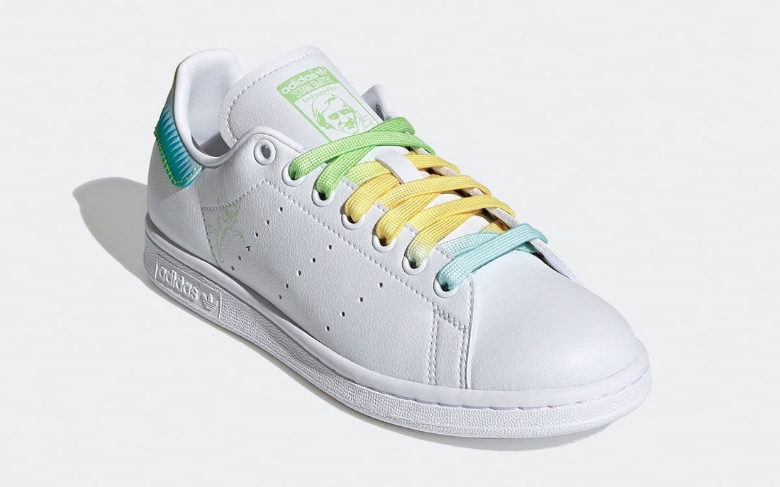 adidas Stan Smith Primegreen Tinkerbell FZ2714 Release Date Info