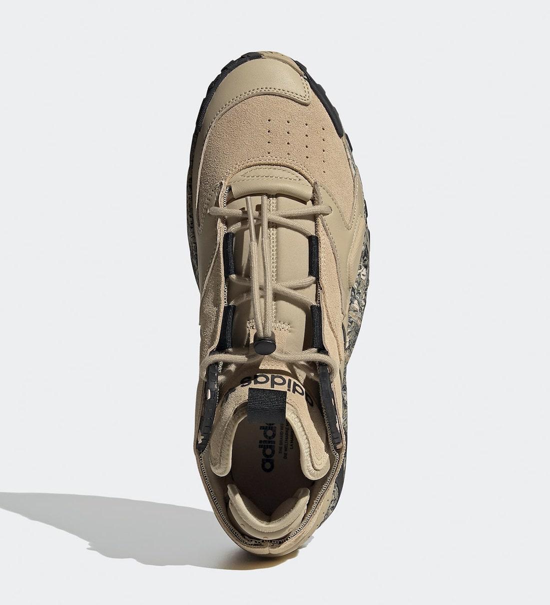 adidas Streetball Savanna FZ3582 Release Date Info