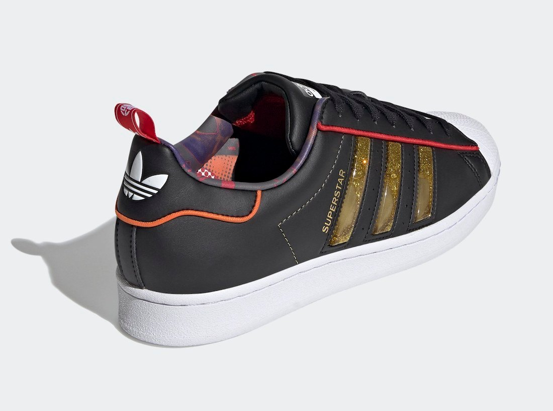 adidas Superstar Chinese New Year Black S24184 Release Date Info