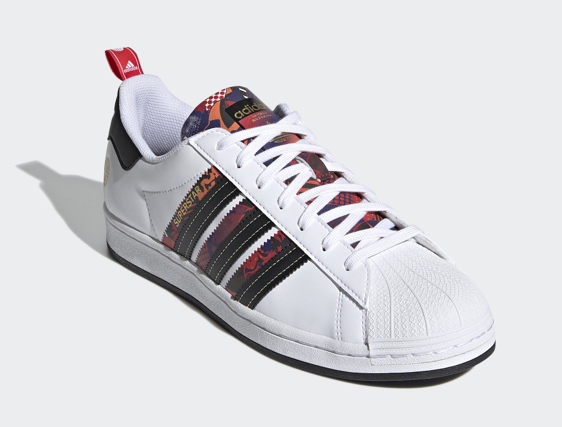 adidas Superstar Chinese New Year Q47184 Release Date Info